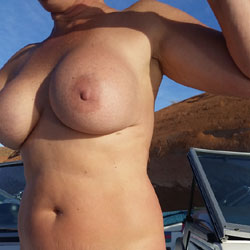 Boating Fun 4 - Big Tits, Close-Ups, Outdoors
