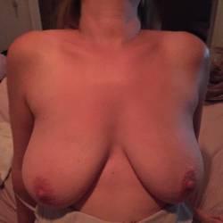 My large tits - Monica