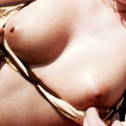 Small tits of my wife - LeeSea