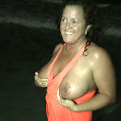 More MB - Beach, Big Tits
