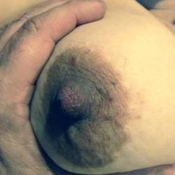 Large tits of my wife - NJ WIFE