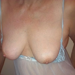 Mature Wife's Breasts - Lingerie, Wife/Wives