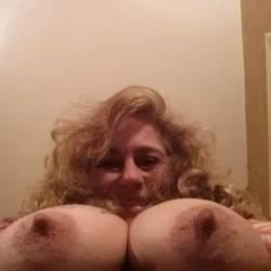 Large tits of my wife - Elizabeth