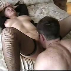 He's Munching My Wife's Pussy! - Big Tits
