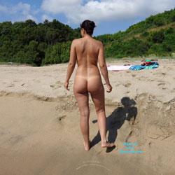Wife - Beach, Brunette, Wife/Wives