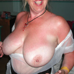First Time - Mature, Big Tits, Wife/Wives