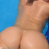 My wife's ass - delicious