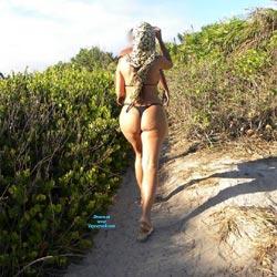 Selma Brasil In Coqueirinho Beach - Firm Ass