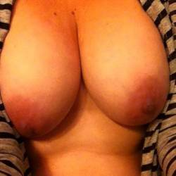 Very large tits of my wife - My Sexy MILF