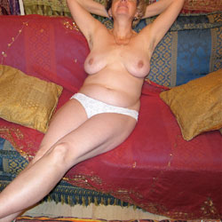 Ivana Posing At Home - Big Tits