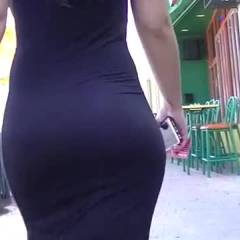 Nikki Brazil Upskirt, Tit Flashing, And Bending Over Of Course! - Big Tits, Brunette Hair, Exposed In Public, Flashing, Nude In Public, See Through, Shaved, Wife/wives , I'm Getting A Lot Of Attention In The Very Tight Revealing Black Dress.  It Seems Each Time I Bend Over My Hubby And All Those Guys In The Street Stop And Stare!  I Know You Can See Thru, But Don't Let Your Wives And Girlfriends Catch You Looking!  Those Guys In The Bar Are Looking At My Ass While I Flirt With Another Gentleman Who Said He Recognized Me From Somewhere, Ha Ha.  I Wonder Who's Going To Catch Me When My Tits Pop Out The Top Of My Dress!  Or Who's Going To Try To Look Up My Skirt When I Sit And Pretend To Be Texting.  I Know, I'm So Bad, Lol! 