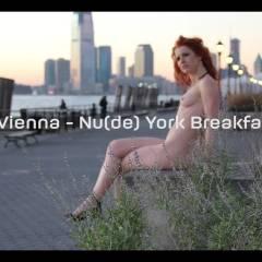 Vienna - Nu(de) York Breakfast - Firm Ass, Redhead, Shaved