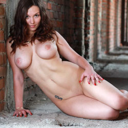 Naked Brunette's Seducing Pose - Big Tits, Brunette Hair, Firm Tits, Full Nude, Naked Outdoors, Natural Tits, Perfect Tits, Shaved Pussy, Showing Tits, Tattoo, Naked Girl, Sexy Body, Sexy Boobs, Sexy Girl, Sexy Legs , Naked, Brunette, Shaved Pussy, Big Tits, Sexy Legs