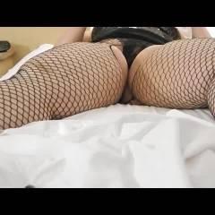 Playing With Myself - Big Tits, Lingerie, Masturbation