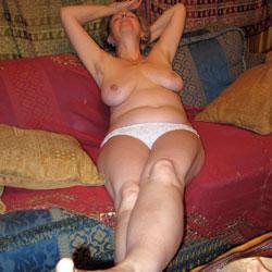 ivana At Home - Big Tits, Mature