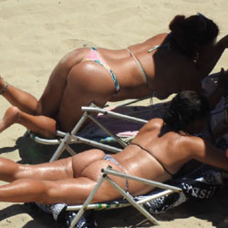 Asses From Olinda City - Beach