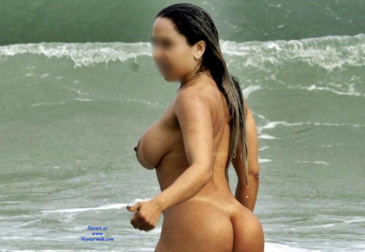 The best naturist beach in Brazil  Praia de Tambaba