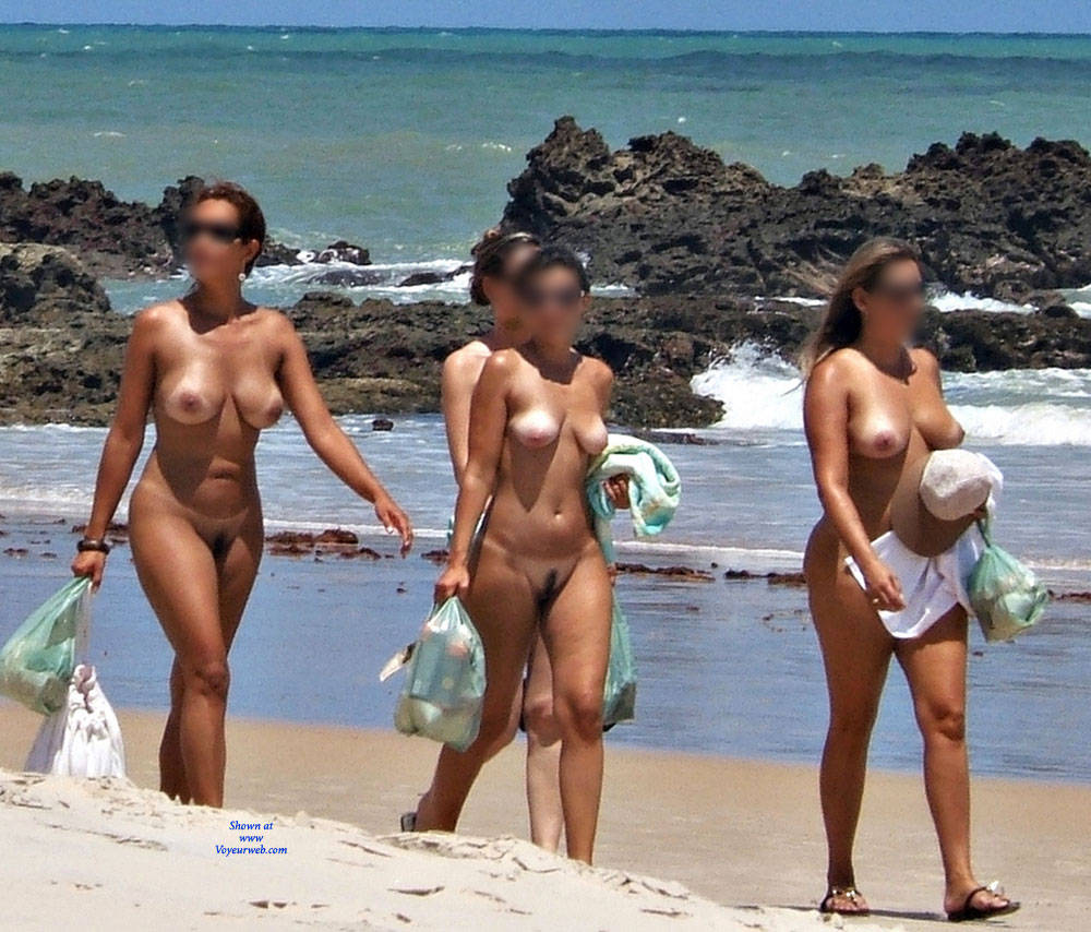 Rio beaches naked
