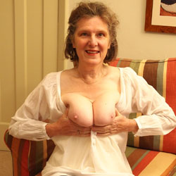 Ready For Playtime - Big Tits, Mature