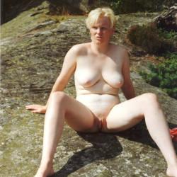 Medium tits of my girlfriend - Tone