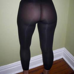 My wife's ass - Jana