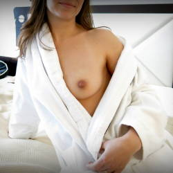 Medium tits of my wife - Cassandra