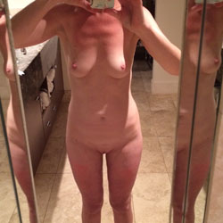 Mrs M Again - Big Tits, Shaved
