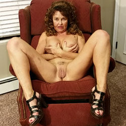 Red Chair 2 - Big Tits