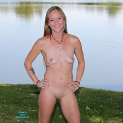 Camping In The Buff - Nature