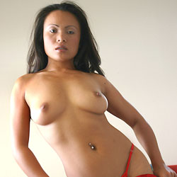 Lady In Red Stripping - Asian Girl, Big Tits, Brunette Hair, Firm Tits, Nipples, Perfect Tits, Showing Tits, Strip, Sexy Body, Sexy Boobs, Sexy Face, Sexy Girl, Sexy Legs, Sexy Lingerie