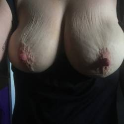 Large tits of my wife - You like?