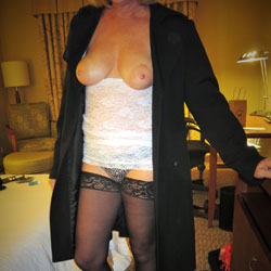 Going Flashing - Big Tits, Wife/Wives
