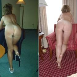 My ex-wife's ass - Tina