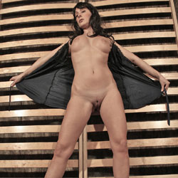 Naked Brunette In Black Heels - Big Tits, Brunette Hair, Firm Tits, Full Frontal Nudity, Full Nude, Heels, Perfect Tits, Shaved Pussy, Sexy Body, Sexy Boobs, Sexy Girl, Sexy Legs, Sexy Lingerie