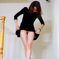 Show It Off, Slut! - Brunette, High Heels Amateurs