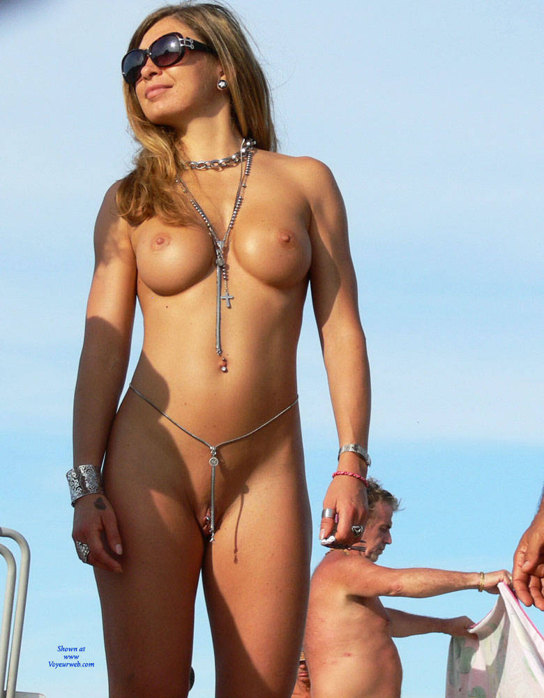 Nude Beach - December, 2015 - Voyeur Web-7401