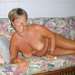Debbie In Our Condo - Big Tits