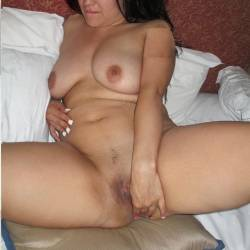 Large tits of my wife - Nasty D