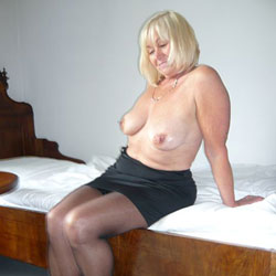 Hana Loves To Be Fucked - Big Tits, Blonde, Mature