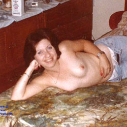 Photos From The Past - Brunette, Bush Or Hairy
