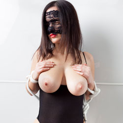 Female Domination - Big Tits, Brunette, High Heels Amateurs