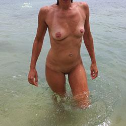 Massage In Public - Beach