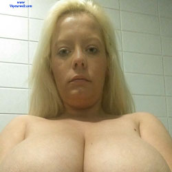 Kelly From Europe - Big Tits, Blonde