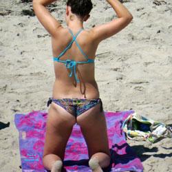Brazilian Beach 02 - Beach, Bikini Voyeur