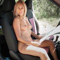 By Car - Big Tits