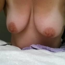 My medium tits - Angie