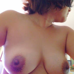 Medium tits of my wife - Sexy Asian Chels