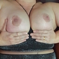 In Hotel Room - Big Tits