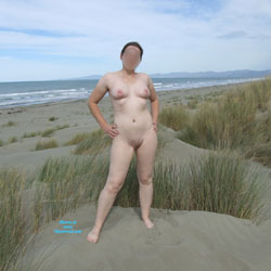 Fun At The Beach (Part 2) - Big Tits, Beach, Wife/Wives