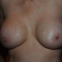 Large tits of my wife - JB69